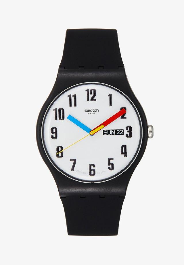 ELEMENTARY - Watch - schwarz
