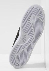 Puma - SMASH  UNISEX - Sneakers - puma white/puma black - 4