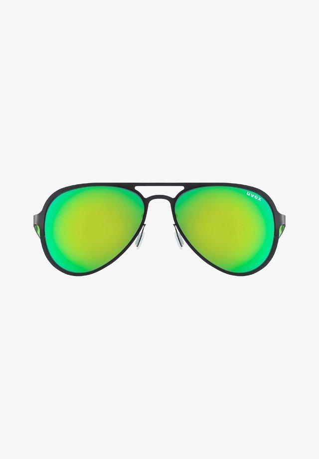 Sports glasses - black-green (s53098327)