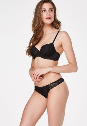 ANGIE - Underwired bra - black