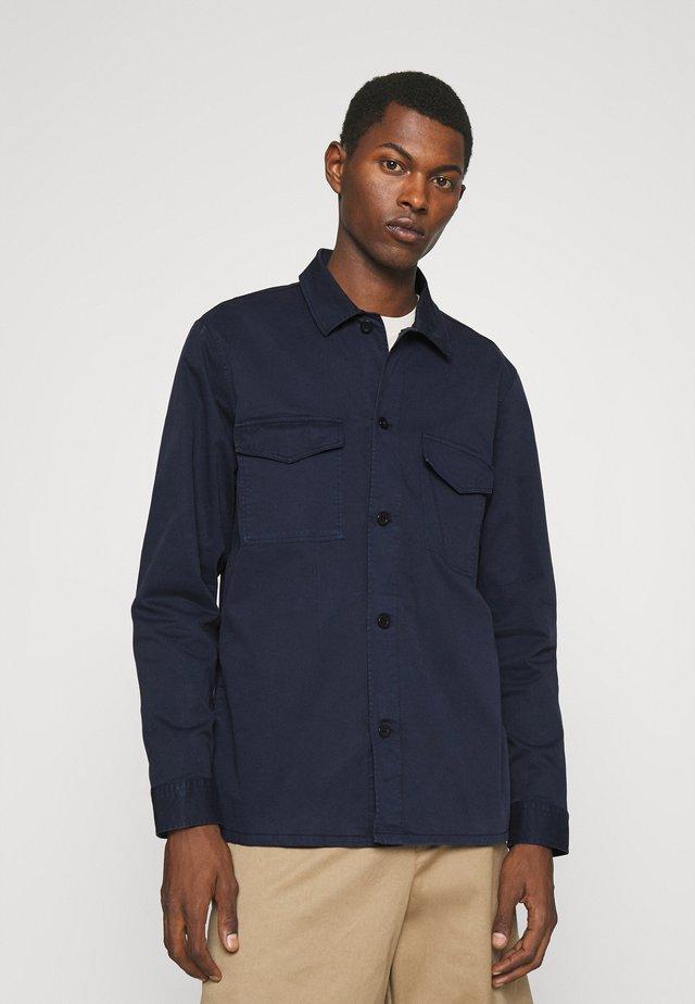 BERNER - Overhemd - navy blue