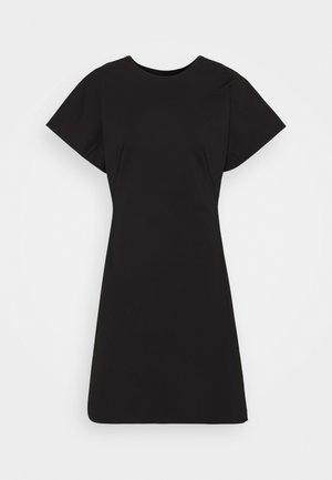 AURA - Jerseykjole - black
