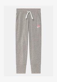 Nike Sportswear - Tracksuit bottoms - carbon heather - 0