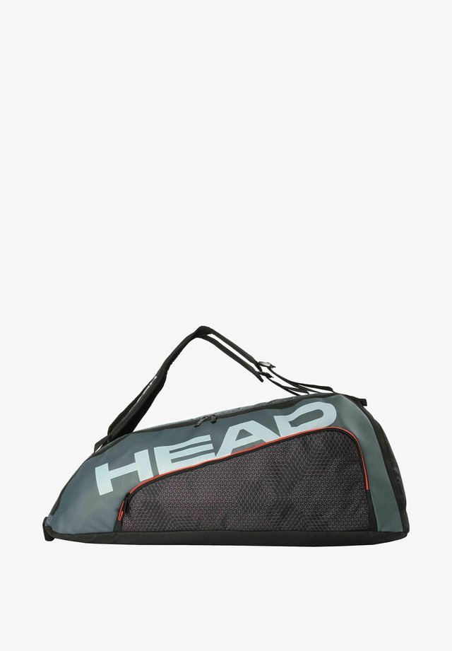 TOUR TEAM 9R SUPERCOMBI - Racket bag - schwarz
