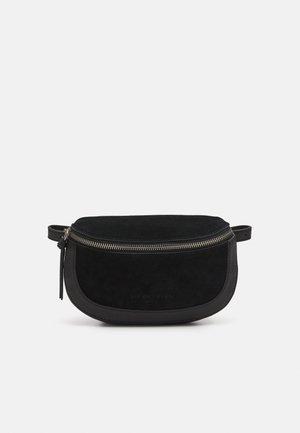 BELTBAG SHELLE - Sac banane - black