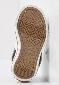British Knights - ROCO - Baby shoes - lt grey/cognac - 4