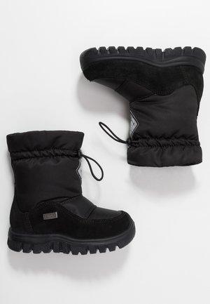 VARNA - Bottes de neige - schwarz