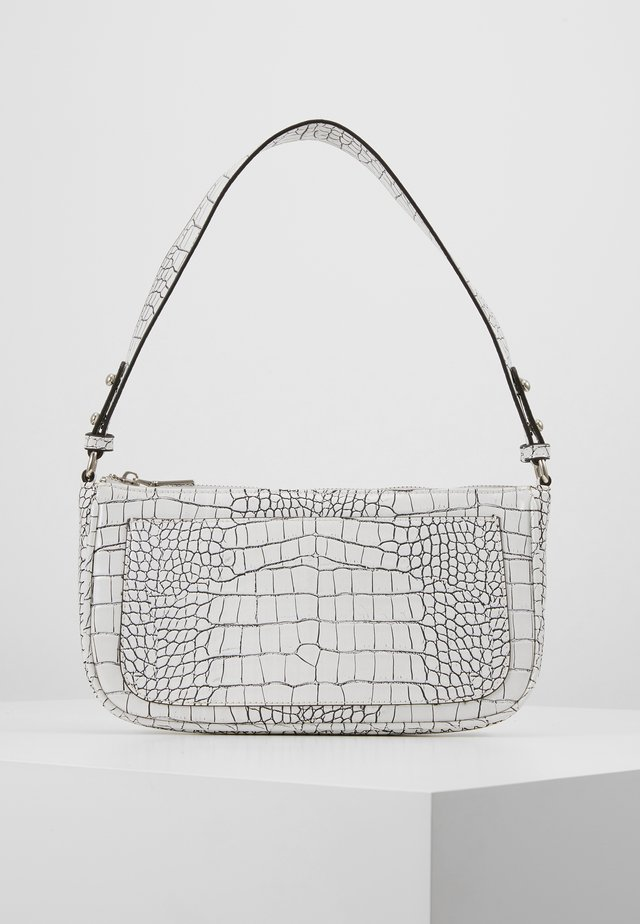 BRIGHTY MONICA BAG - Bolso de mano - white