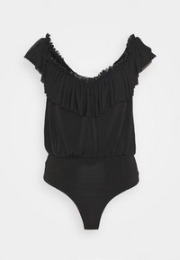 Nly by Nelly - OFF SHOULDER - Body - black - 3