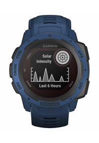 Garmin - INSTINCT SOLAR - Smartwatch - blau - 8