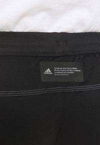 adidas Performance - HYPE SHORT - Sportovní kraťasy - black - 3