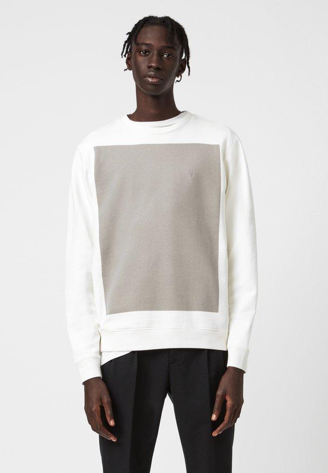 LOBKE  - Sweatshirt - white
