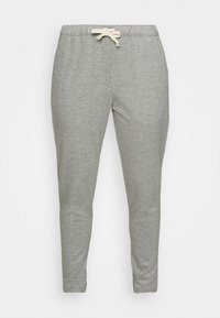 American Vintage - FEELGOOD - Tracksuit bottoms - gris chine - 3