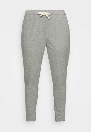 FEELGOOD - Tracksuit bottoms - gris chine