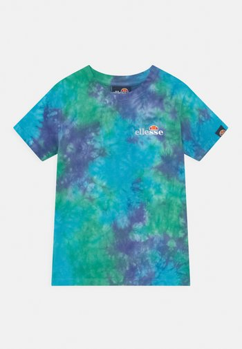 ROBERTSO - T-shirts med print - blue