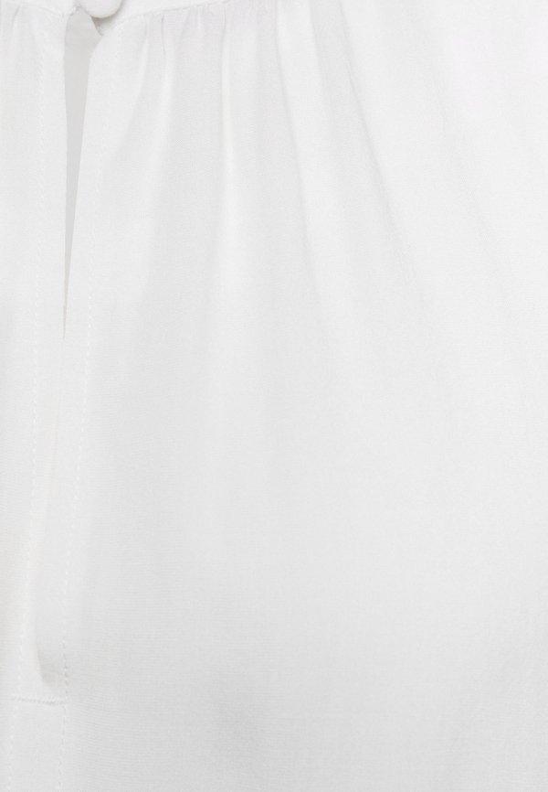 Selected Femme SLFEVA - Bluzka - snow white Kolor jednolity Odzież Damska JXTK HZ 2