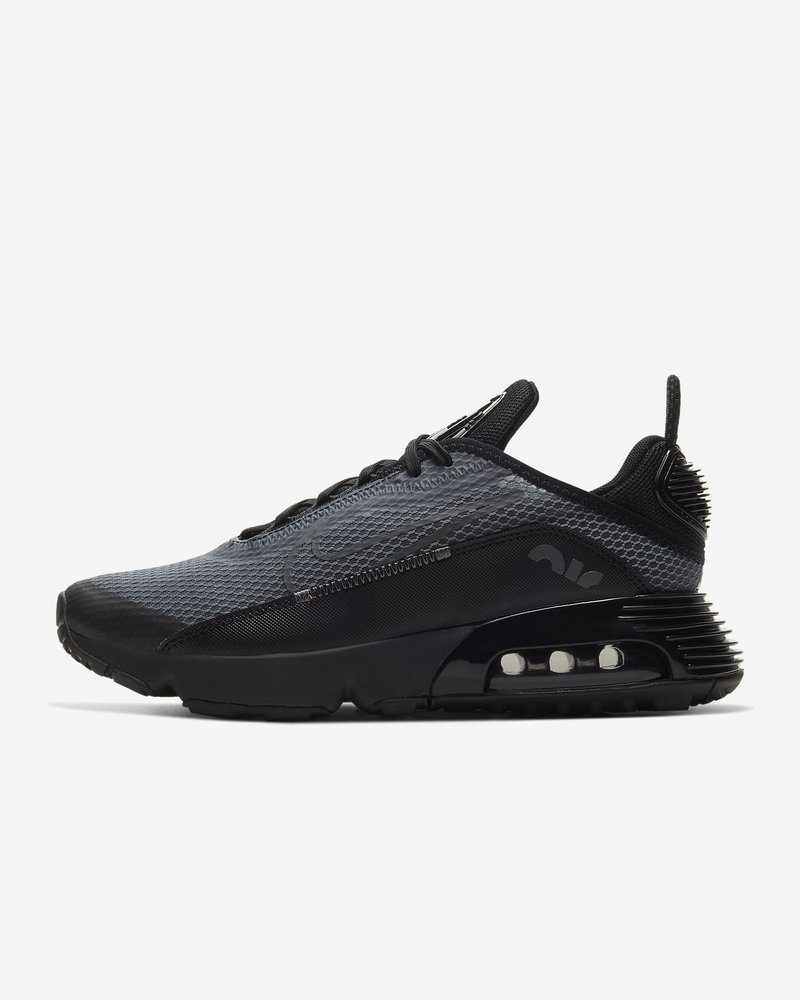 Nike Sportswear - AIR MAX 2090 - Trainers - black/white-wolf grey-anthracite