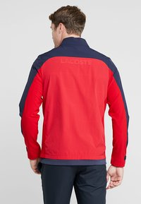 Lacoste Sport - Softshelljacka - tokyo red/navy blue/flash - 2
