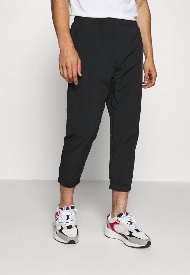HERMS PANT - Tracksuit bottoms - caviar