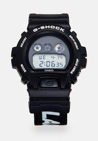 G-SHOCK - X PLACES FACES - Digital watch - black - 0