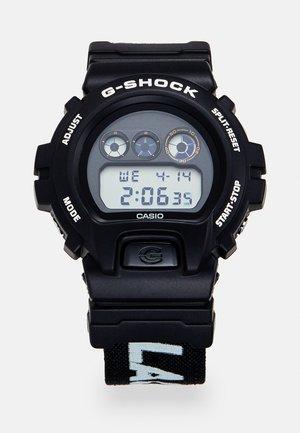 X PLACES FACES - Digital watch - black