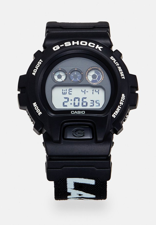 X PLACES FACES - Digital watch - black