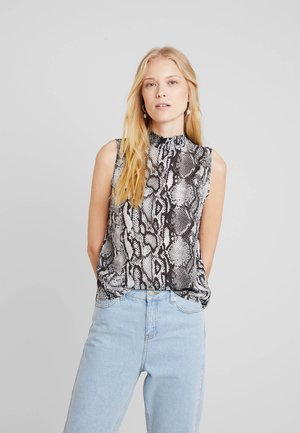 BLOUSE - Blouse - offwhite