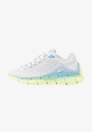 ZIG KINETICA - Sneakers - lemon glow/fluid blue/white