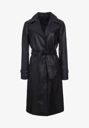 RAZKIELLE - Halflange jas - black