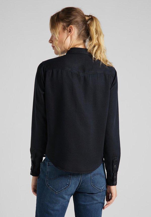 Lee Plus Koszula - black/czarny SRVE