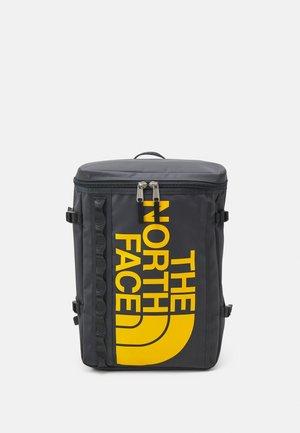 BASE CAMP FUSEBOX BACKPACK UNISEX - Rucksack - asphalt grey/lightning yellow