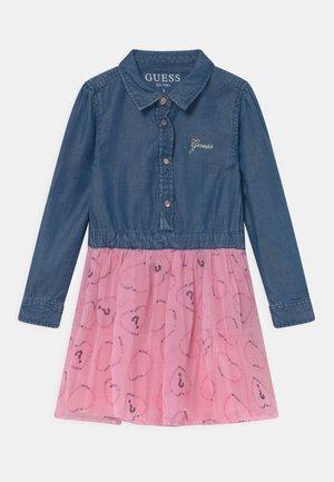 TODDLER MIXED - Vestido informal - sardinia sea blue