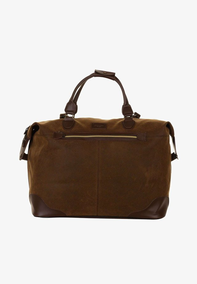 Weekend bag - brown