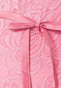 MAMALICIOUS - MLMIVANA 3/4 DRESS - Day dress - cashmere rose - 2