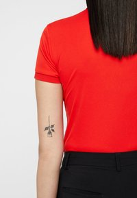J.LINDEBERG - TOUR TECH - Sports shirt - light red - 5