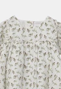 Name it - NBFHAJETTE SET - Shirt dress - bright white - 3