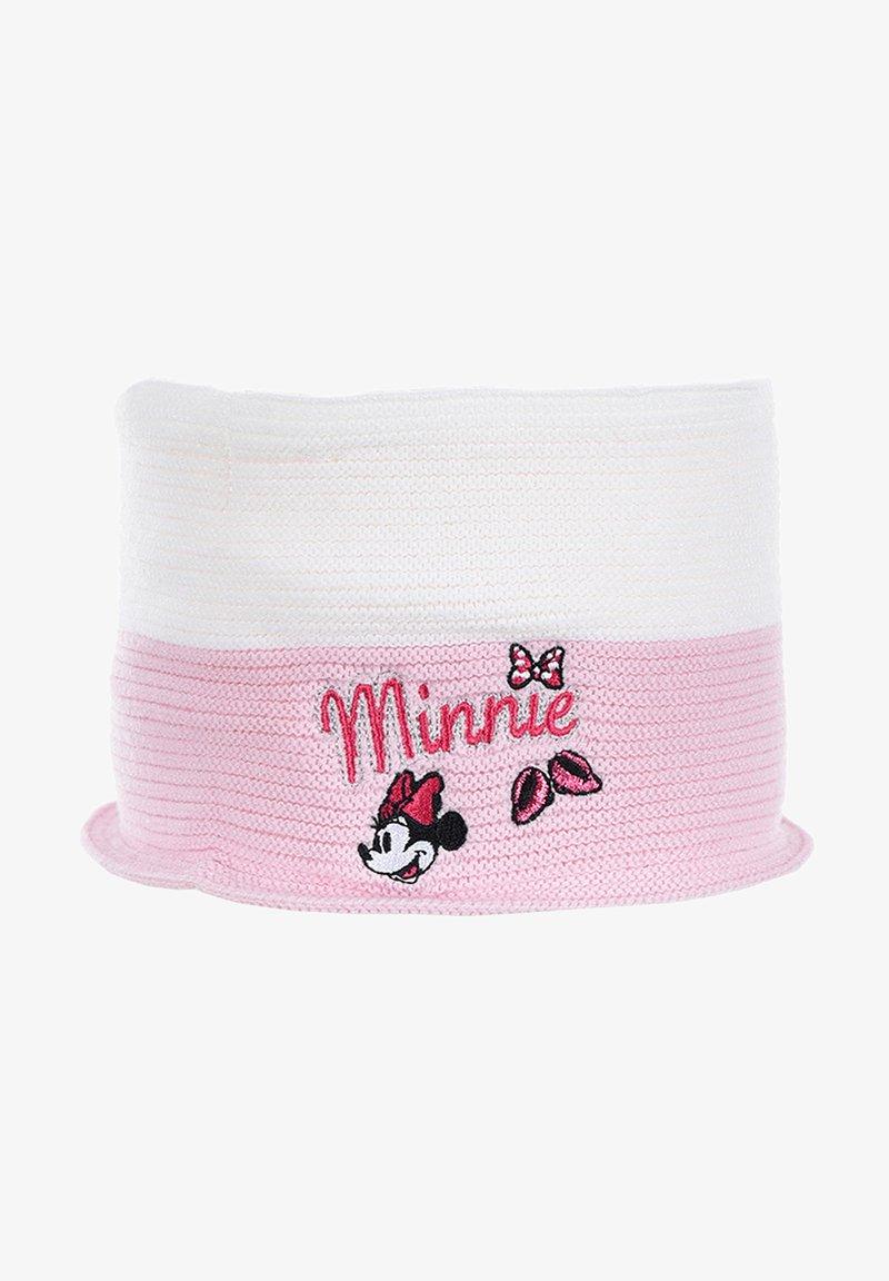Mickey & Minnie - Scarf - rosa