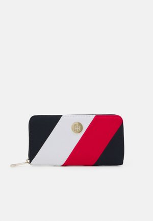 POPPY LARGE CORP - Wallet - dark blue/blue