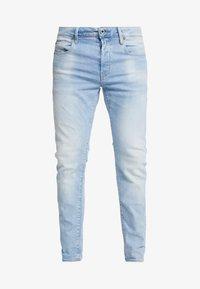 G-Star - 3301 SLIM - Slim fit jeans - blue denim - 3