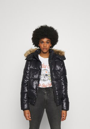 HIGH SHINE TOYA  - Winter jacket - black