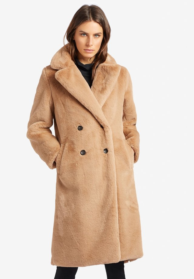CALISTA - Veste d'hiver - brown