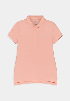 Polo shirt - deco coral