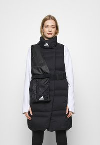 adidas Performance - URBAN COLD.RDY OUTDOOR DOWN VEST - Liivi - black - 0