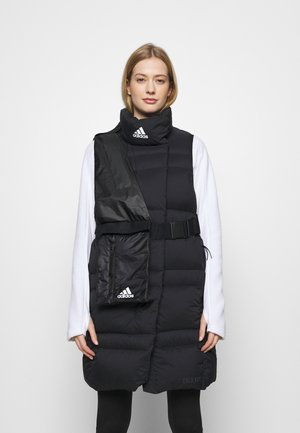 URBAN COLD.RDY OUTDOOR DOWN VEST - Waistcoat - black
