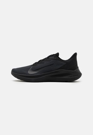 ZOOM WINFLO 7 - Neutral running shoes - black/anthracite