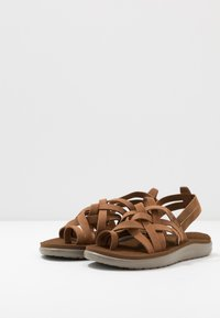 Teva - VOYA STRAPPY WOMENS - Outdoorsandalen - chipmunk - 2