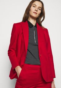 Lauren Ralph Lauren - STRETCH JACKET - Blazer - lipstick red - 3