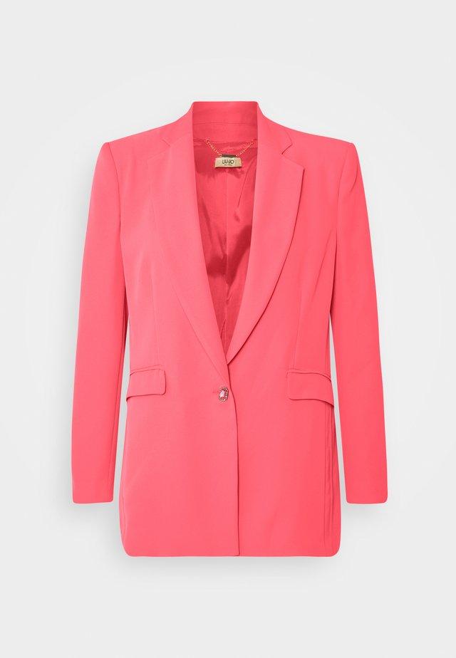 GIACCA - Short coat - melograno