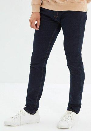 Straight leg -farkut - navy blue