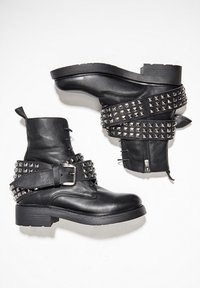 Inuovo - Lace-up ankle boots - black - 2